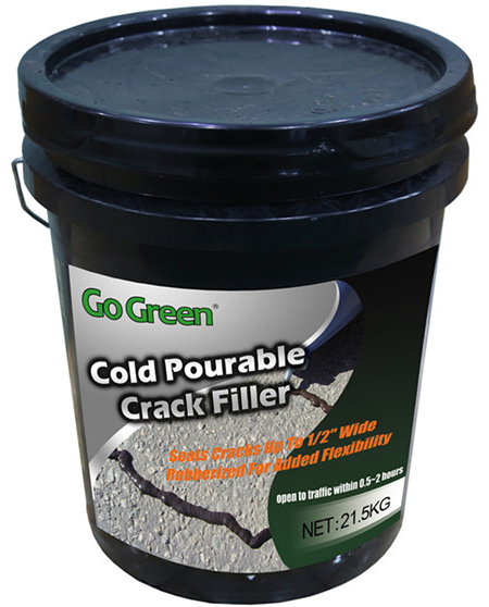 Asphalt and Concrete Crack Filler